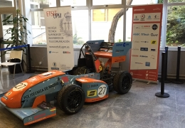 ETSIT-UPM opens the doors wide to UPMRacing